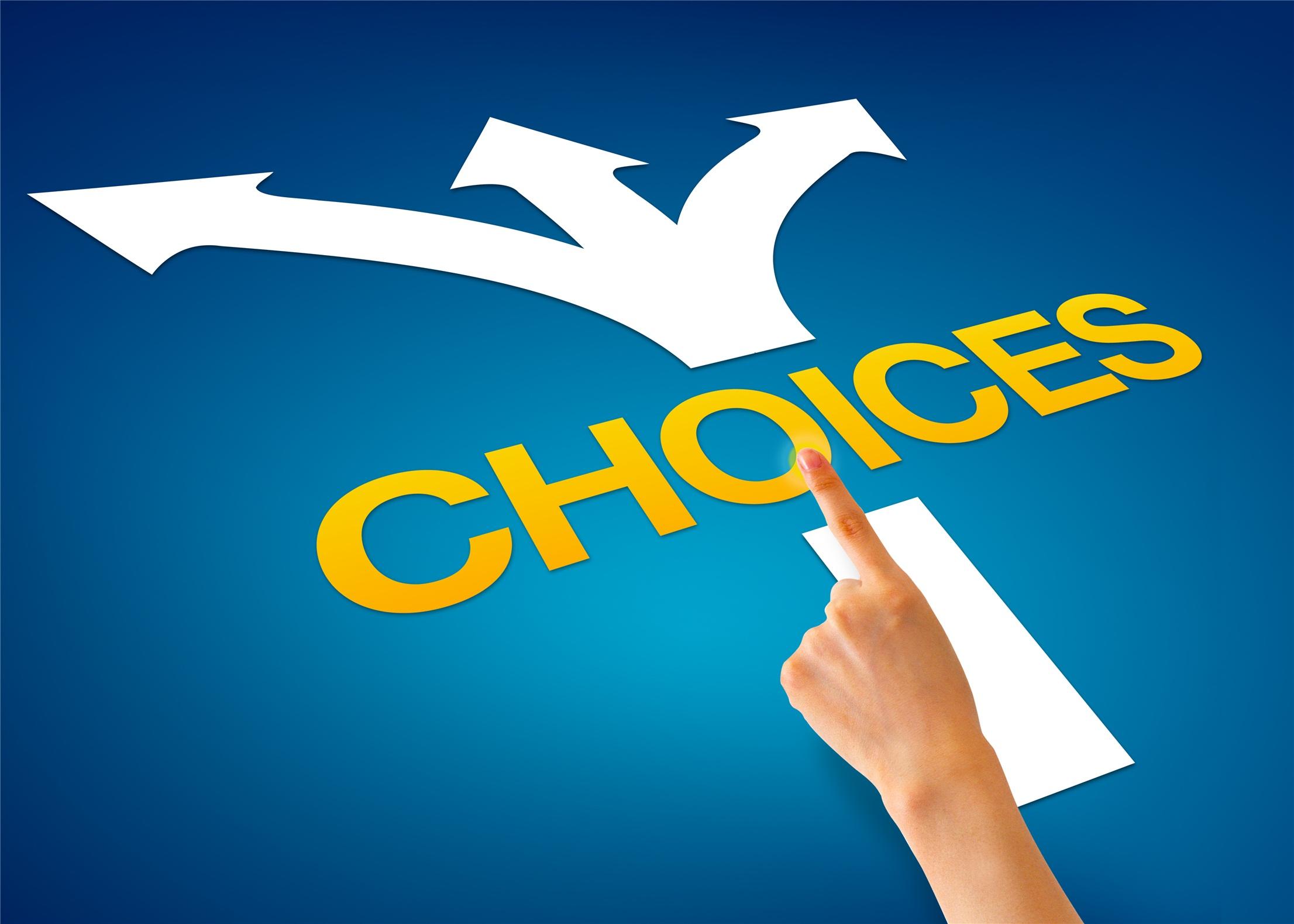 如何令选择变得更加容易